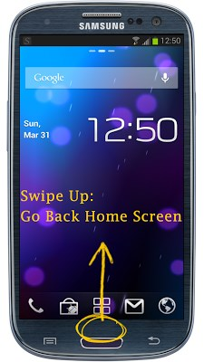 Swipe Home Button For Free | APK Download for Android