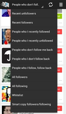 Unfollowers for Twitter | APK Download for Android