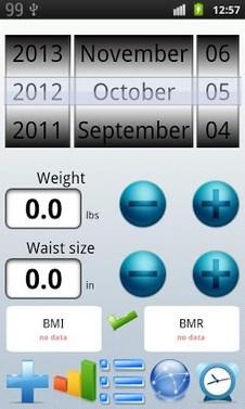 Weight Diary-1