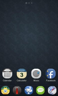 X-Still GO Launcher EX Theme-1
