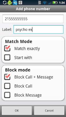 Ignore Calls-1