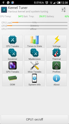 Kernel Tuner - root APK for android | APK Download for Android