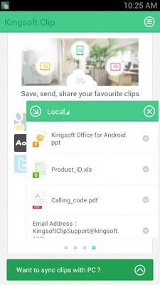 Kingsoft Clip (Office Tool)-2