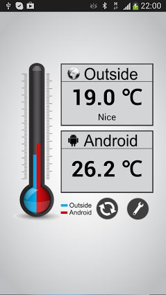 Thermometer-App