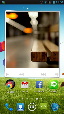 Animated Photo Frame Widget-1
