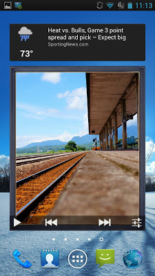 Animated Photo Frame Widget-2