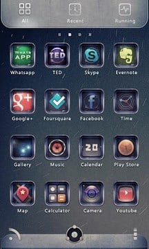 Cruise - GO Launcher Theme-2