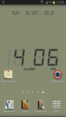 Digital Alarm Clock Free-1