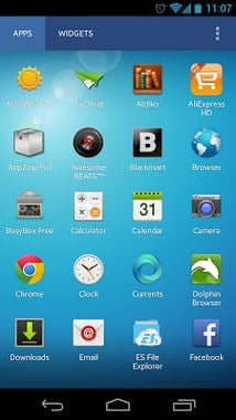 Galaxy S4 Theme HD Free-2