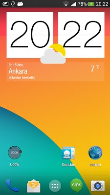 KitKat HD - Apex Theme-1