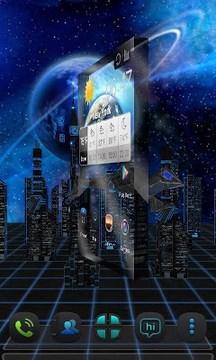 Next Base 3D Livewallpaper LWP-2