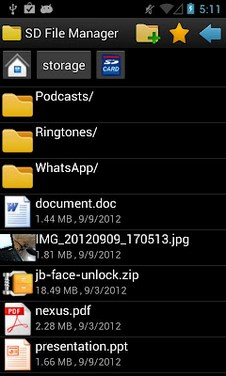 SD File Manager-1