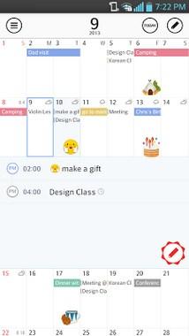 SolCalendar - Android Calendar-1
