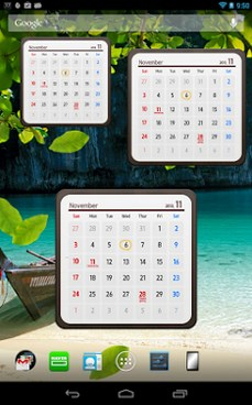Calendar Widget 2014 Ultimate-2