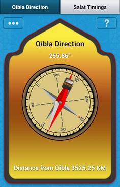 Find Qibla Direction-2
