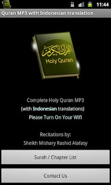 Quran MP3 With Indonesian-1