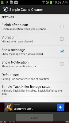 Simple Cache Cleaner-2
