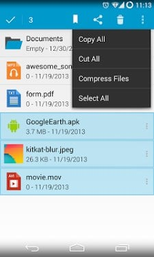 Sliding Explorer APK for android | APK Download for Android