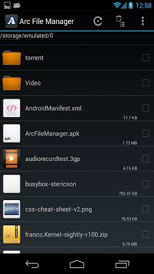 Arc File Manager-1