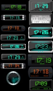 Digital Alarm Clock App-1