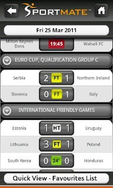 Football Scores Live (Soccer)-2