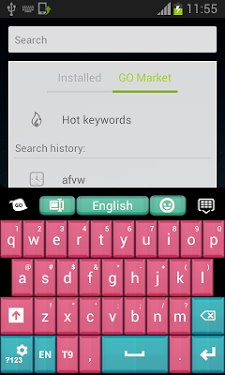Keyboard Color Theme-2