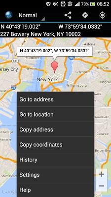 Map Coordinates-2