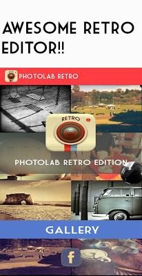 Retro camera -Vintage grunge-1