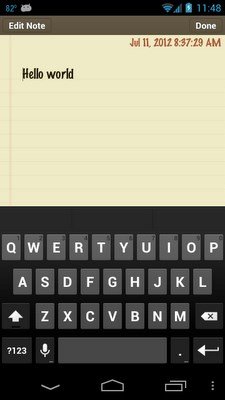 Classic Notes - Notepad-1