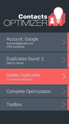 Contacts Optimizer-1