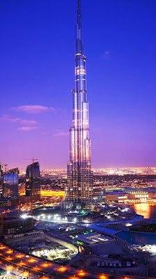 Dubai Night Live Wallpaper-1
