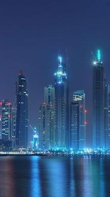 Dubai Night Live Wallpaper-2