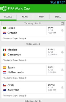 ESPN FC Soccer & World Cup-1