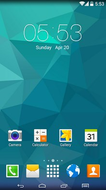 Galaxy S5 Apex Nova ADW Theme-1