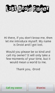 Lost Droid Finder-2
