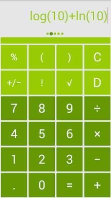 Solo Scientific Calculator-2