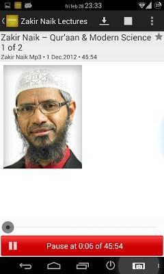 Zakir Naik Podcast-1