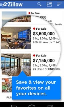 Zillow Real Estate & Rentals-2