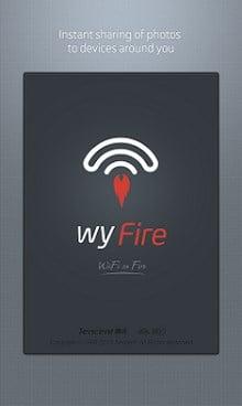 wyFire - WiFi File Transfer-1