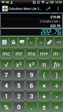 Calculator Mem Lite-1