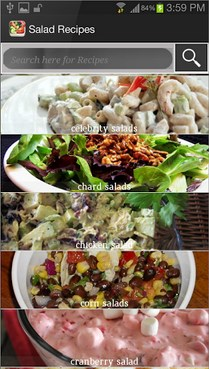 Salad Recipes FREE-1