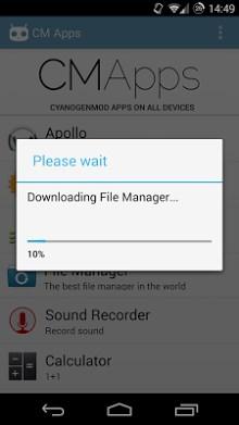 CM Apps - CyanogenMod apps-2