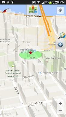 Location tracker-1