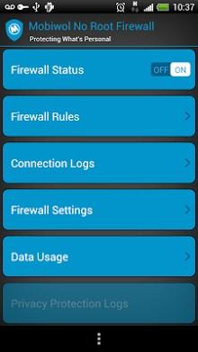 Mobiwol - NoRoot Firewall-1