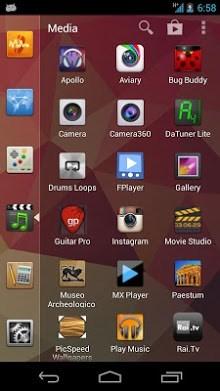 SmartLauncher-thema Ubuntu-2