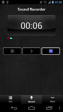 Sound Recorder Free-1