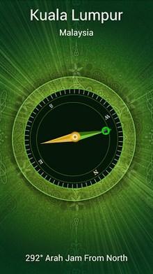 Waktu Solat & Qibla-2