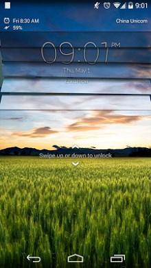 Xperia Z Lockscreen-1