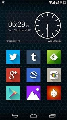 Long Shadow Icon Pack-1