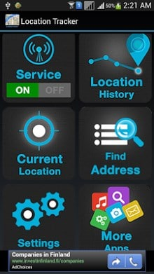 Mobile Location Tracker-1